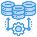 Server System Network Icon