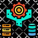 Data Server Process Icon