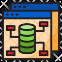 Database Management Icon