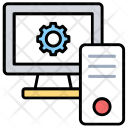 Database Management System Icon