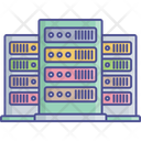 Backup Devices Computer Hardware Database Icon