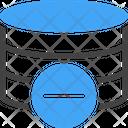 Database Minus Icon