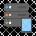 Database Mobile Server Icon