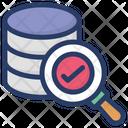Database Monitoring Icon