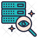 Database Monitoring Icon