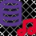 Database Music Icon