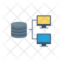 Network Computer Server Icon