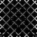 Data Server Server Database Network Icon