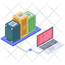 Database Network Technology Icon