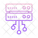 Iserver Link Database Networking Server Networking Icon