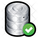 Database ok Icon