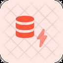 Database Power Icon