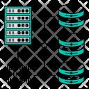 Database Protocol Technology Icon