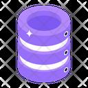 Dataserver Database Rack Datacenter Icon