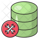 Database Setting Server Icon