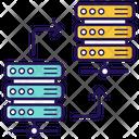 Database Replication Data Replication Db Replication Icon