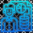 Database Report Icon