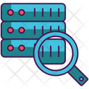 Database Scanning Icon