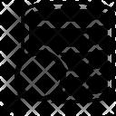 Database Scanning Icon