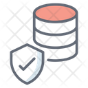 Database Security Database Protection Secure Data Icon