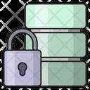 Security Database Server Icon
