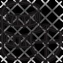 Database Safety Dataserver Protection Database Security Icon