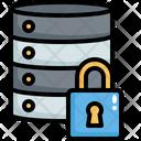 Database Security Error Icon