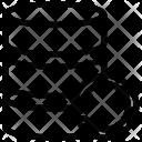 Database Server Mysql Icon
