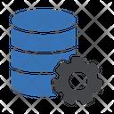 Database Setting Storage Icon