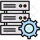 Database Settings Server Icon
