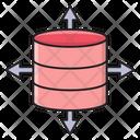 Database Sharing Server Icon