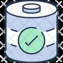 Database Status Checking Icon