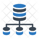 Network Connection Database Icon