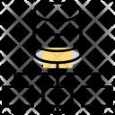 Web Server Hosting Icon