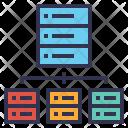 Database Management Storage Icon
