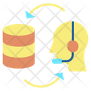 Database Support Icon