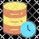 Idatabase Time Database Time Database Timeout Icon