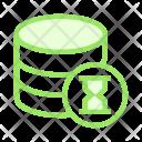 Timeout Database Timer Icon