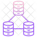 Database To Dadatbase Icon