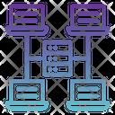 Database Topology Server Topology Topology Icon