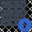 Data Upload File Icon