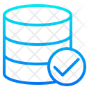 Database View Report Chart Icon