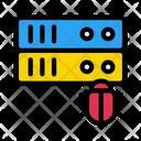 Database Virus Icon