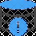 Database Warning Icon