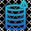 Database Warning Database Alert Server Icon