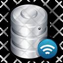Database Wireless Icon