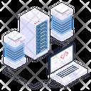 Servers Programming Databases Programming Db Coding Icon