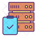 Databse Checklist Icon