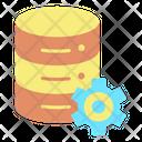 Idatabase Setting Databse Setting Server Setting Icon