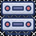 Datacenter Dataserver Dataserver Network Icon